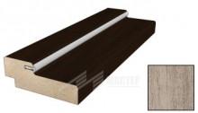 Коробка Капучино 33*70*2070мм С уплотнителем (БиоШпон 3D Brush) Triadoors