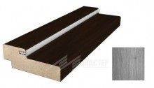 Коробка Бриг 33*70*2070мм С уплотнителем (БиоШпон 3D Brush) Triadoors
