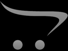 Накладка под цилиндр 2 ET BN/CP черный никель/хром